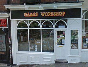 Games Worshop Macclesfield