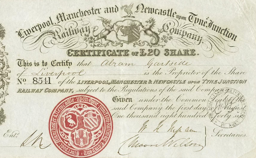 share-certificate